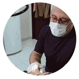 Dr. Guilad  Weil, dentista — São Paulo