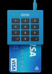 Máquina de cartão - iZettle Lite