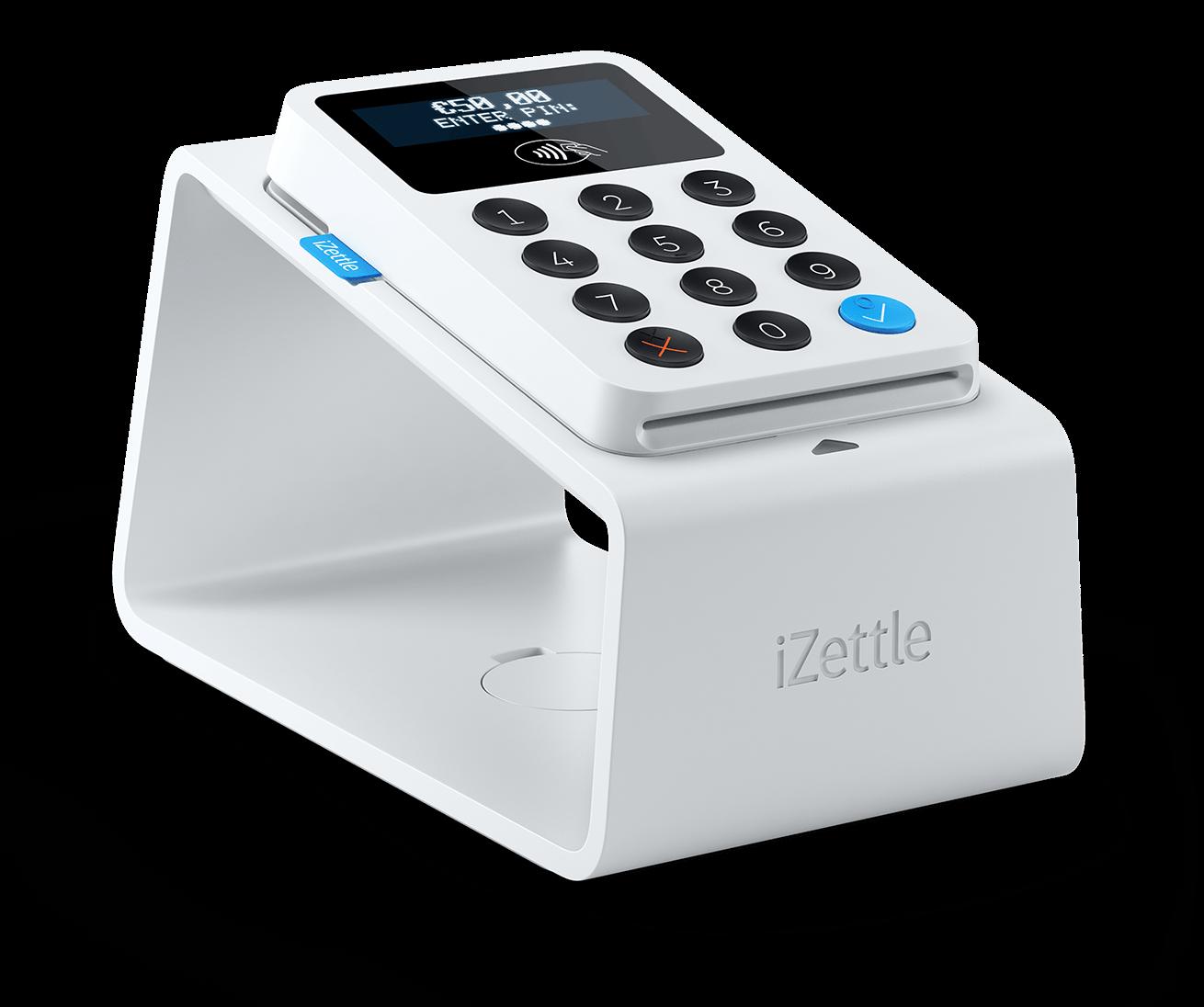 free point of sale - iZettle-app