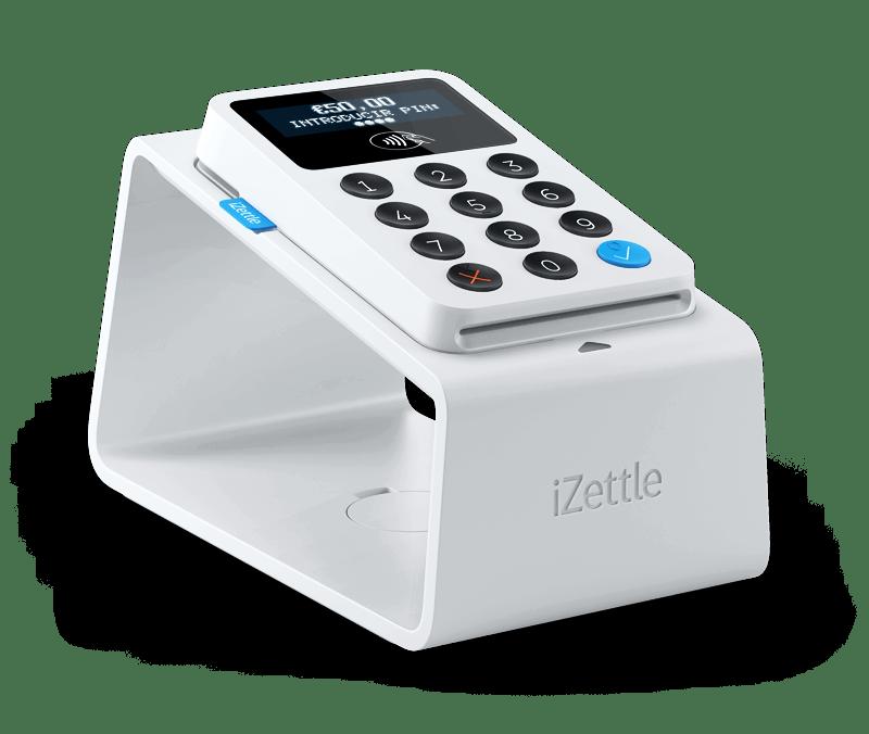 El nuevo y elegante iZettleReader