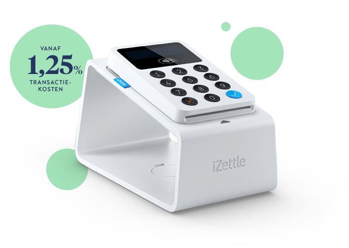free point of sale - iZettle-app