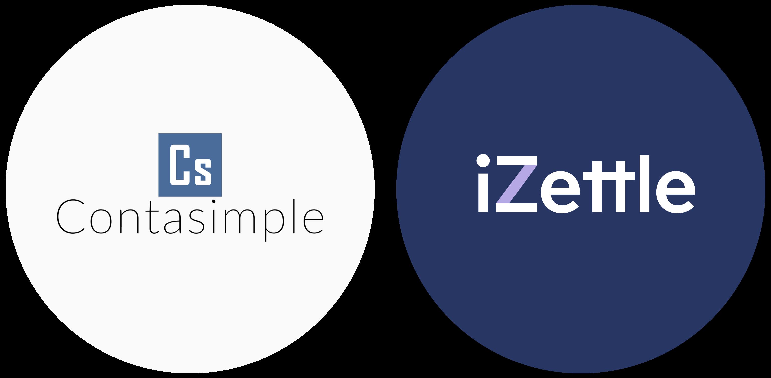 Contasimple integrado con iZettle TPV