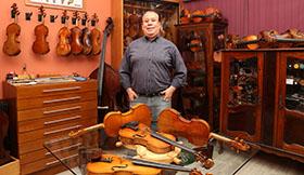 Frank's Violinos