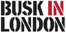 Busk in london